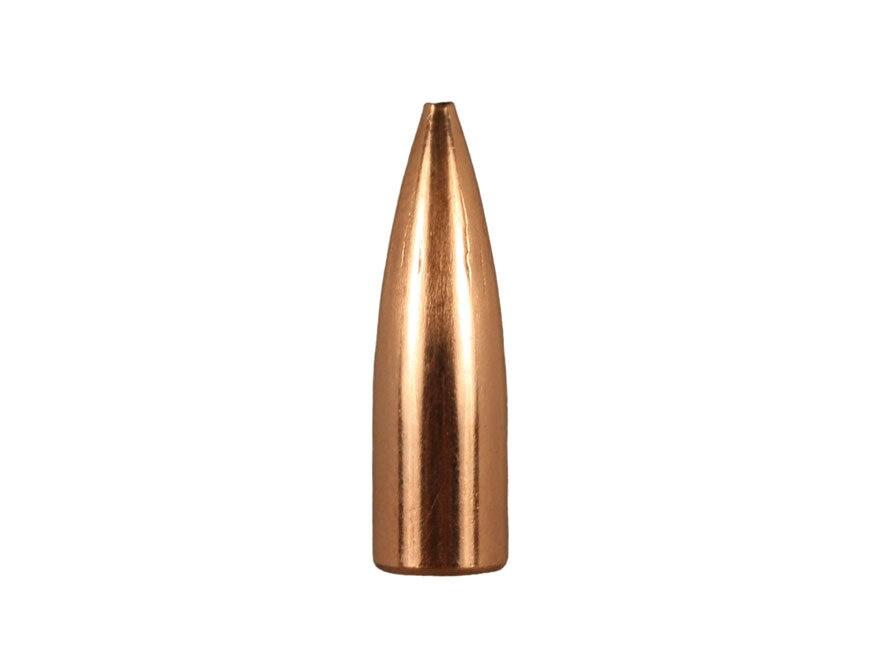 Berger Target Bullets 243 Caliber, 6mm (243 Diameter) 68 Grain Hollow Point Flat Base B...