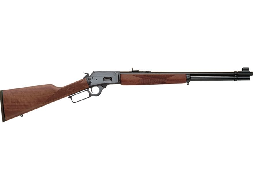 "Marlin 1894 Lever Action Rifle 20"" Barrel Blue and Walnut"
