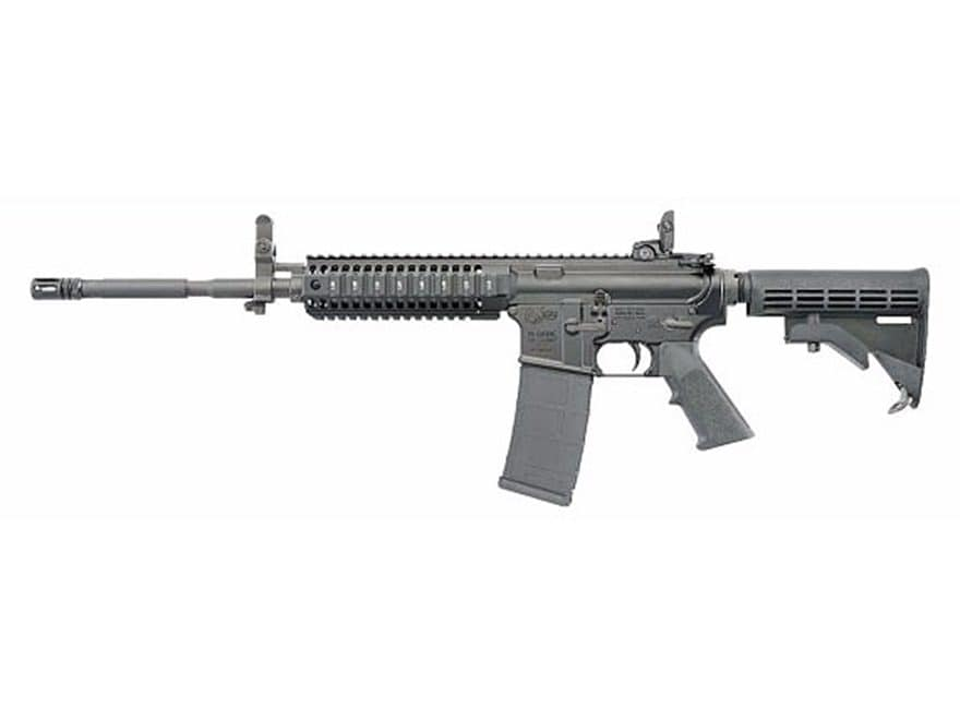 """Colt M4 Monolithic M4 Carbine 223 Remington 16"""" Barrel 30-Round Black"""