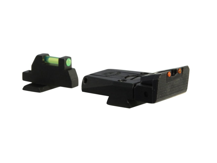 Williams Fire Sight Set Taurus with Dovetail (Except G2) Fiber Optic Green Front, Red Rear