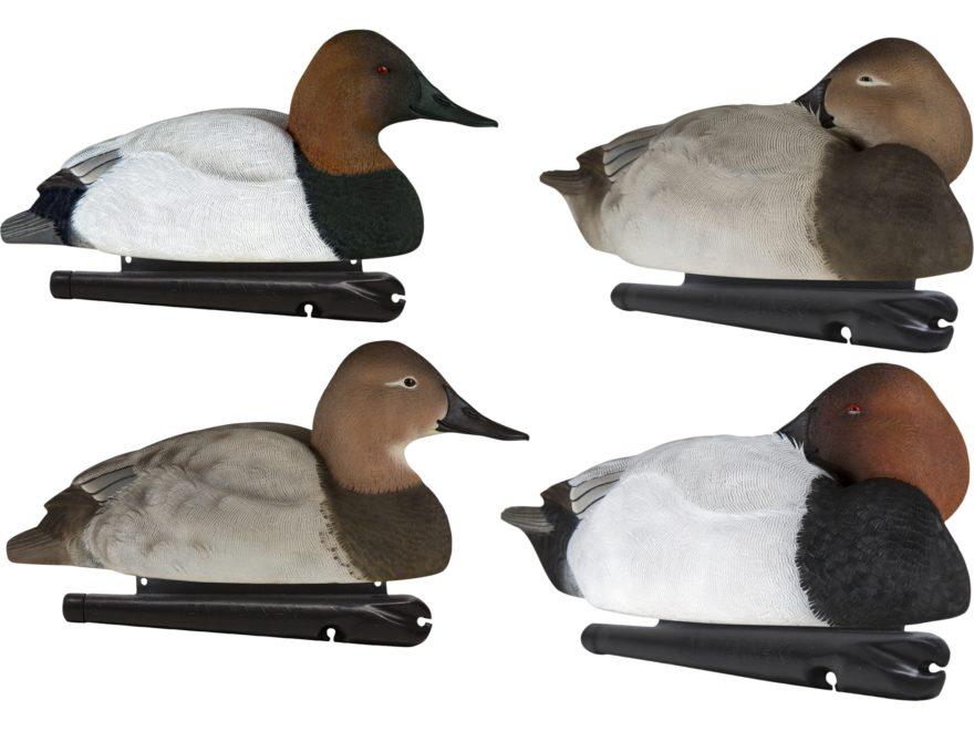 Avian-X Foam Filled Canvasback Duck Decoy Pack of 6