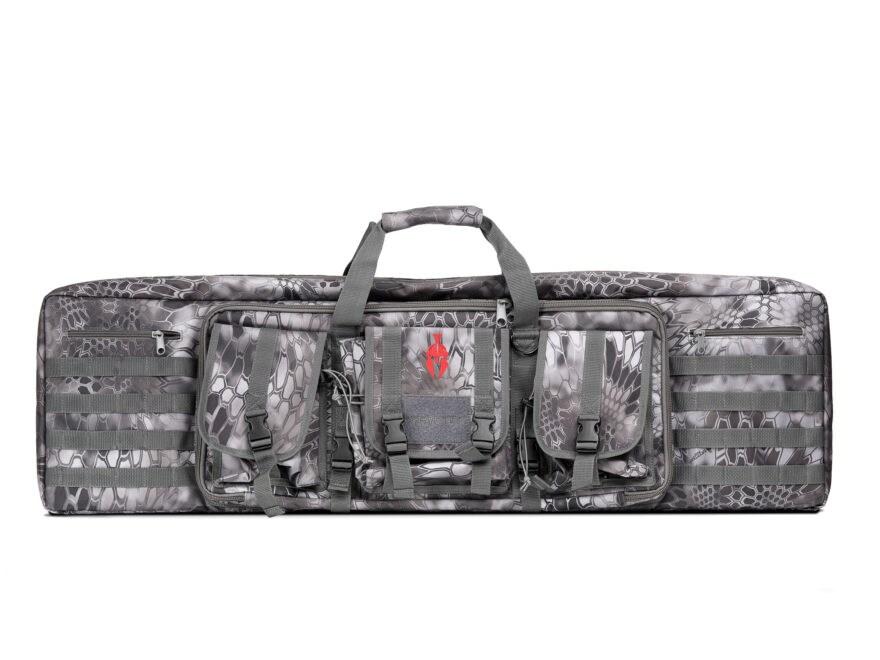 "Kryptek Tactical Single Rifle Case 42"" Nylon Raid"