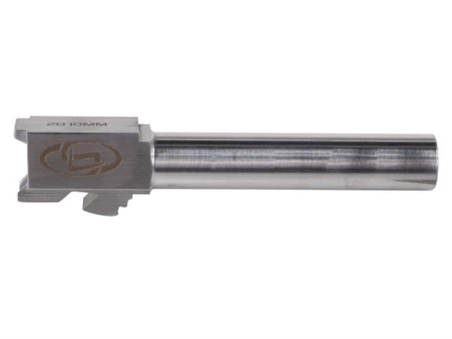 "Storm Lake Barrel Glock 20 10mm Auto 1 in 16"" Twist 4.60"" Stainless Steel"