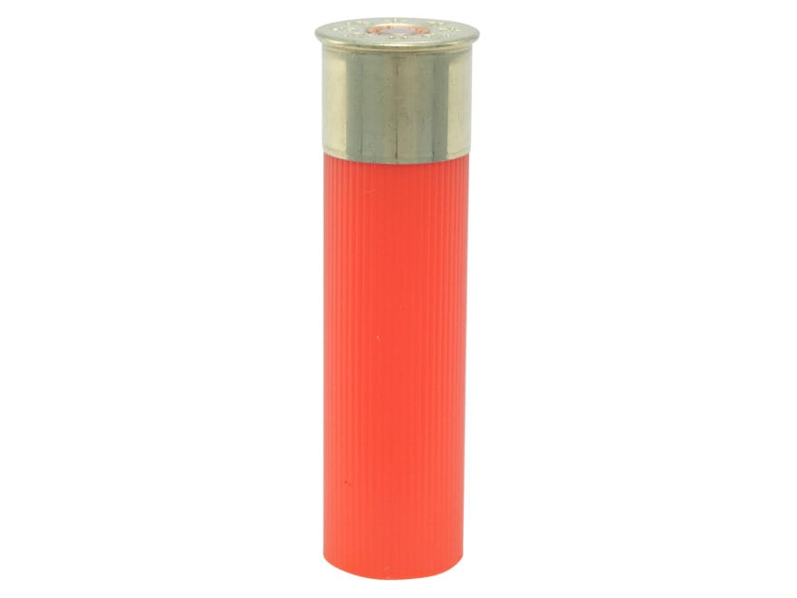 """Ballistic Products Rio Shotshell Hulls 16 Gauge 2-3/4"""" Primed High Brass Red Bag of 100"""
