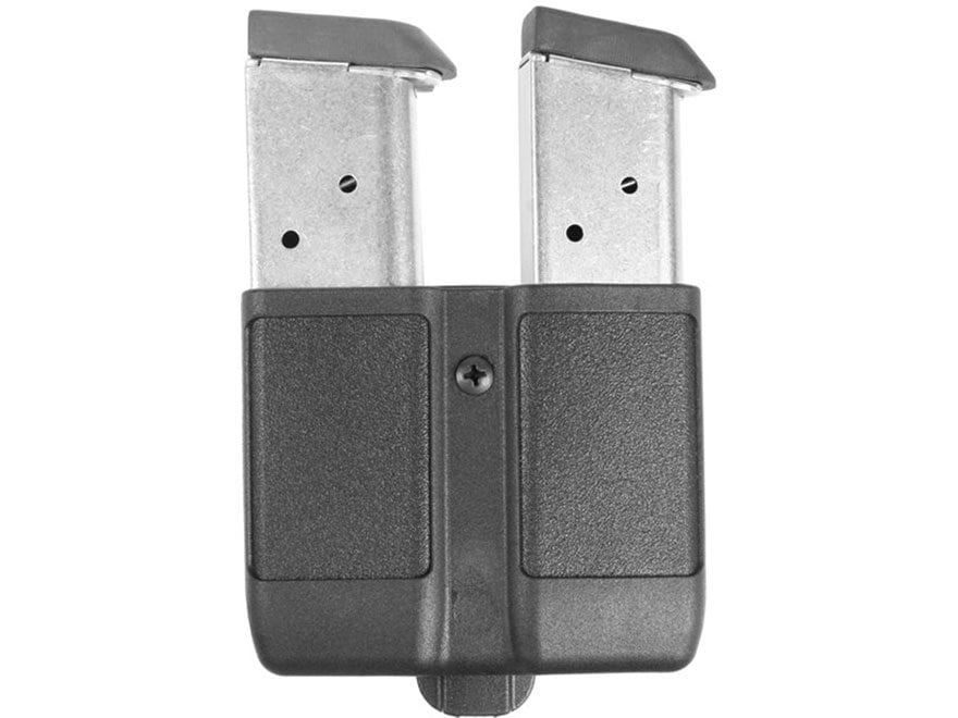 BLACKHAWK CQC Double Mag Pouch Single Stack Polymer MPN 40CBK Delectable Blackhawk Single Stack Magazine Holder