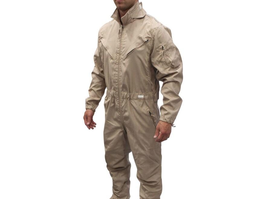 Cheap Military Surplus >> Military Surplus Coveralls Grade 1 Tan Large Long