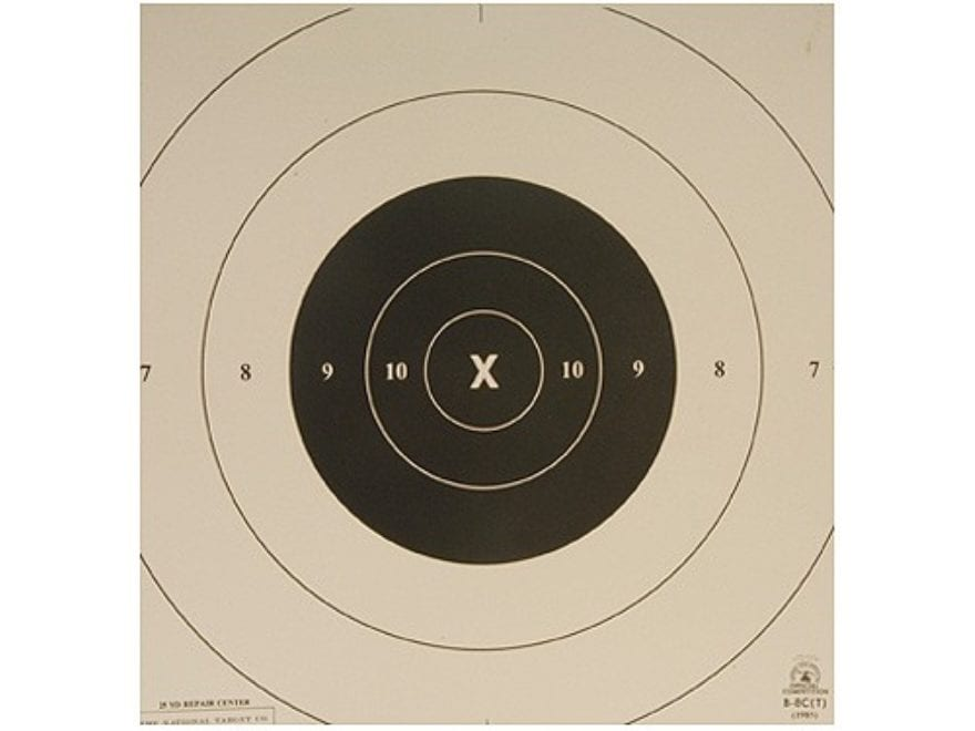 It is a picture of Exhilarating Printable Nra Targets