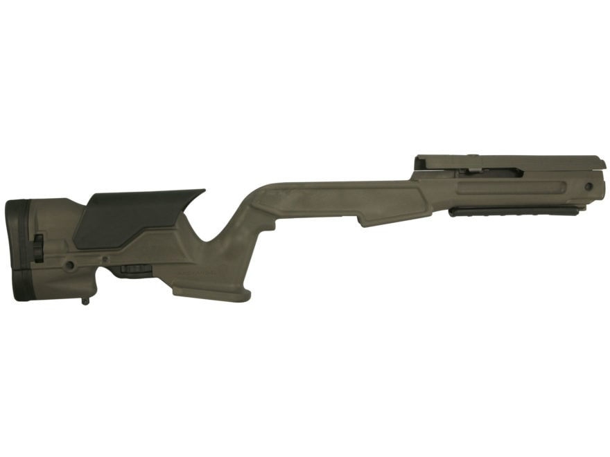 Archangel Adjustable Precision Rifle Stock Ruger Mini 14, Mini 30 Synthetic