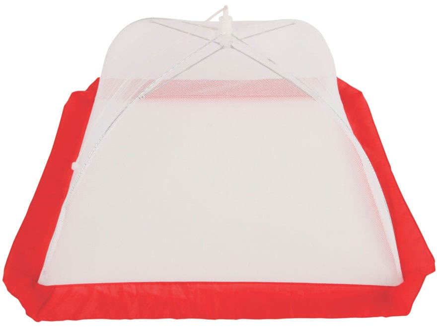 """Coleman Rugged 16"""" x 16"""" XL Mesh Food Cover"""