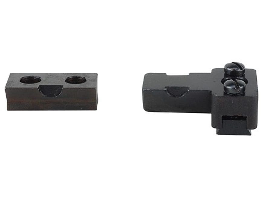 "Leatherwood Hi-Lux William Malcolm Scope Mount for 17"" and 18"" Malcolm Winchester 1885 ..."