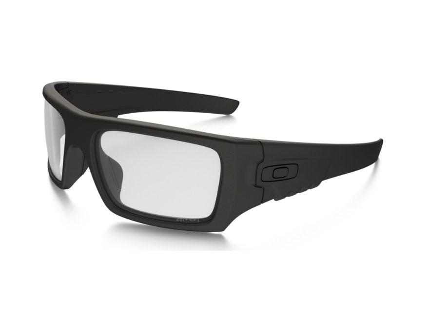 8f0d75234d8 Oakley Det Cord Industrial Safety Glasses Cerakote Matte Black