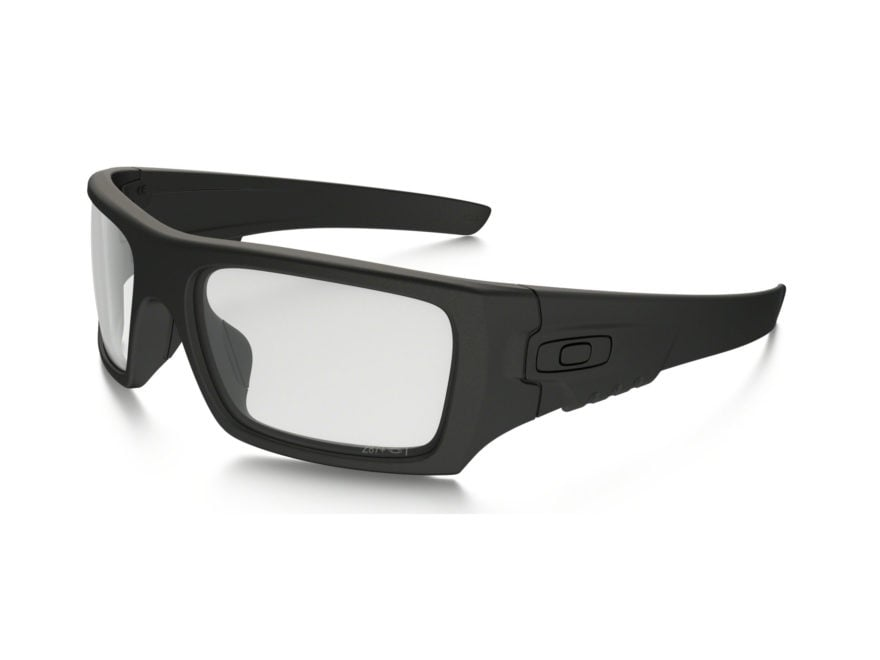 Oakley Det Cord Industrial Safety Glasses Cerakote