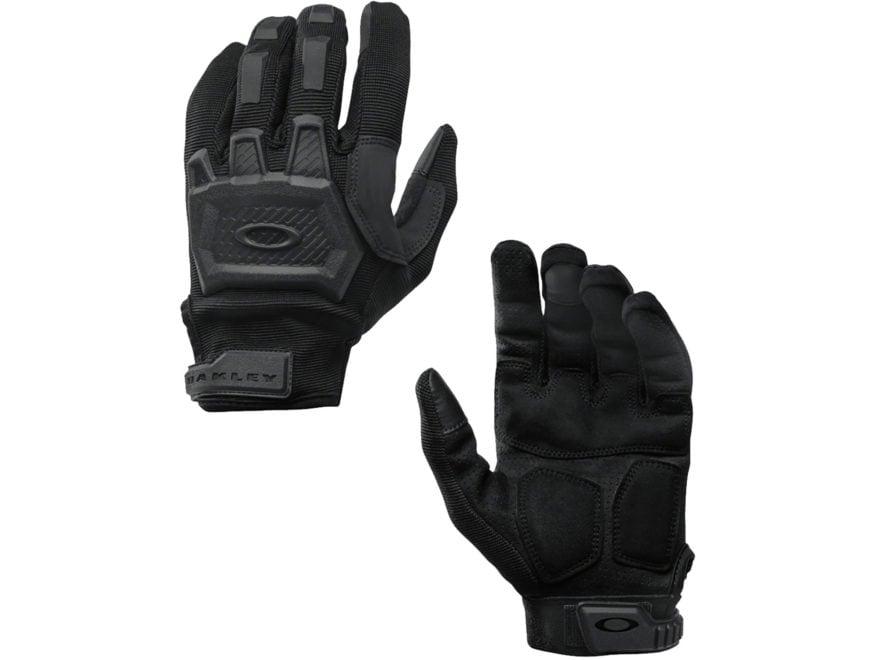 d1ebfa6c8ecd6 Oakley Flexion Tactical Gloves Synthetic Black Large