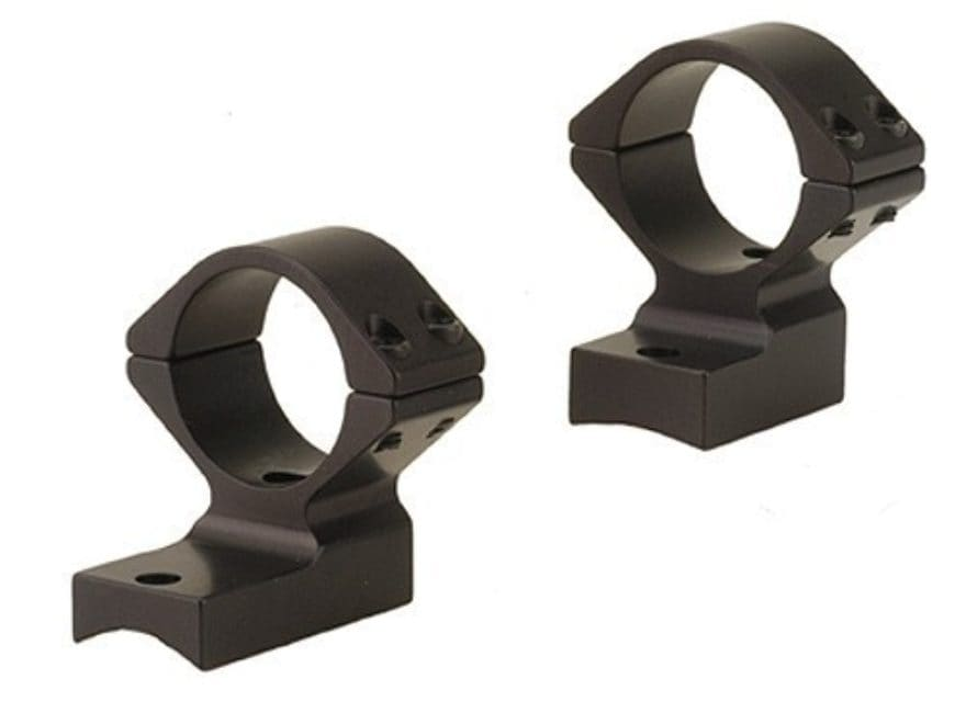 "Talley Lightweight 2-Piece Scope Mounts with Integral 1"" Extended Front Winchester 70 P..."