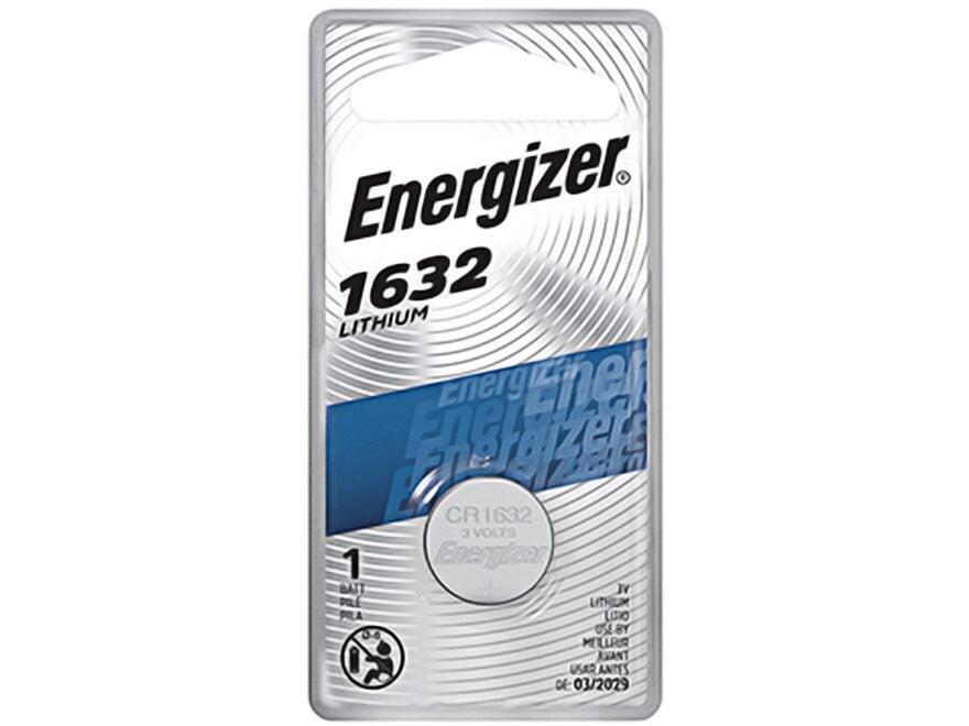 Energizer Battery CR1632 3 Volt Lithium