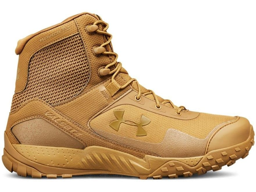 b60a09fa1e8 Under Armour UA Valsetz RTS 1.5 7 Tactical Boots Synthetic Coyote