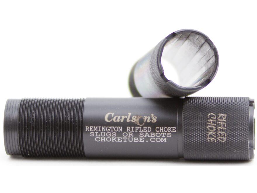 Carlson's Extended Rifled Choke Tube 20 Gauge Black