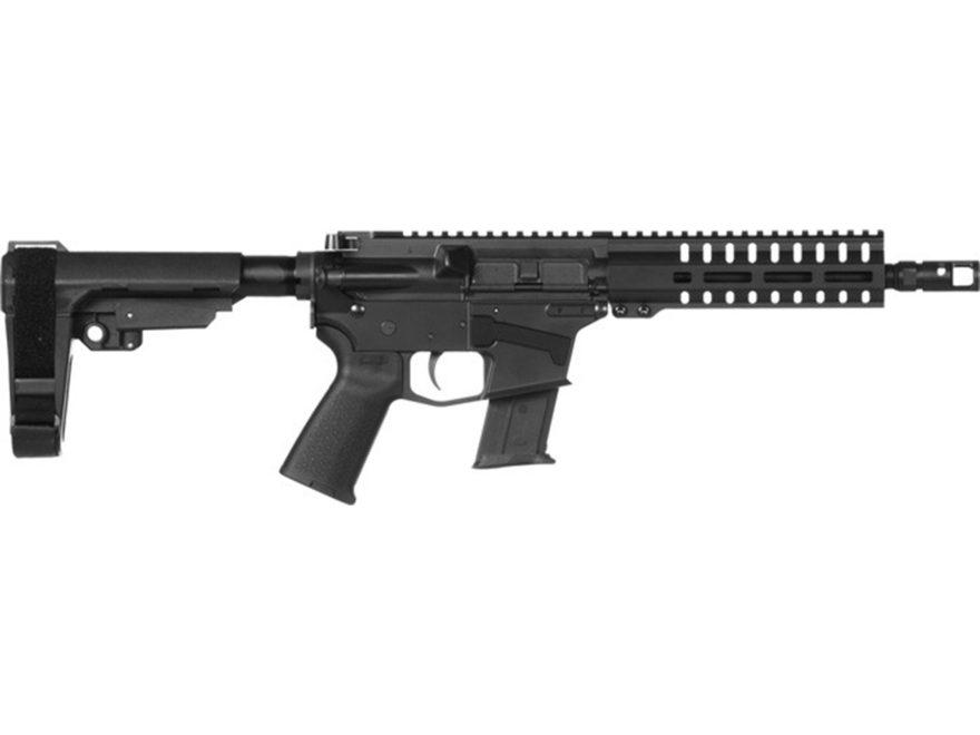 "CMMG Banshee 200 MK57 Pistol 5.7x28mm FN 8"" Barrel 20-Round Black"