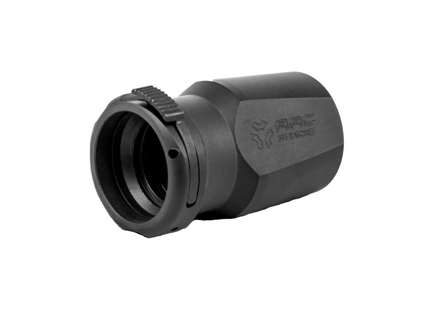 Advanced Armament Co (AAC) BlastOut Blast Diverter for AAC 90-Tooth Muzzle Devices Stee...