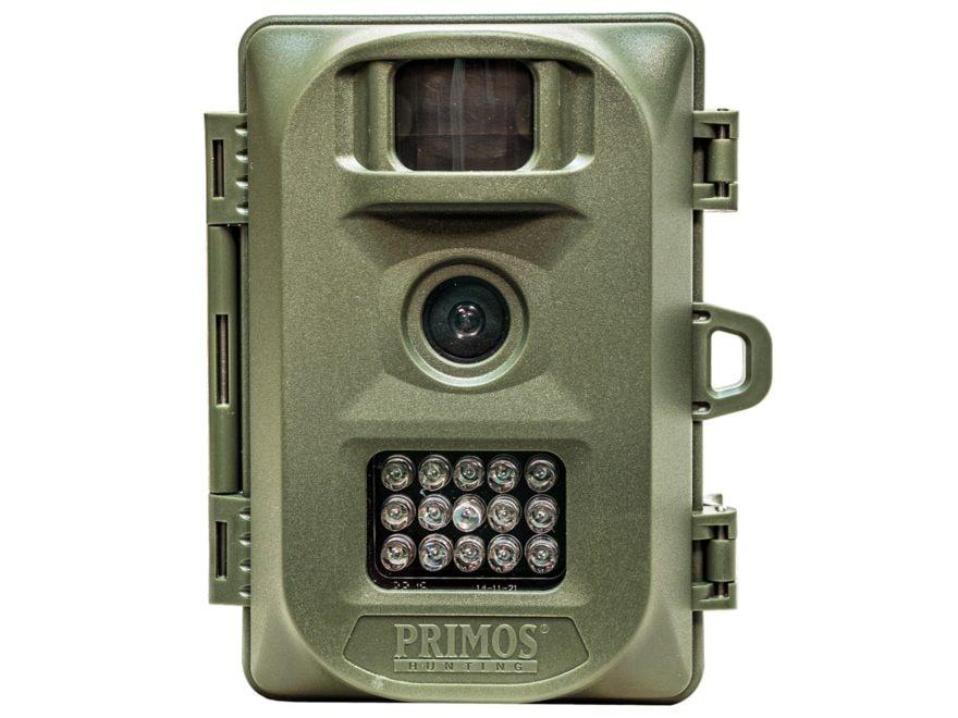Primos Bulletproof Low Glow Infrared Game Camera 12 Megapixel Green