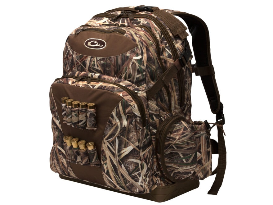 Drake Hard Bottom Backpack
