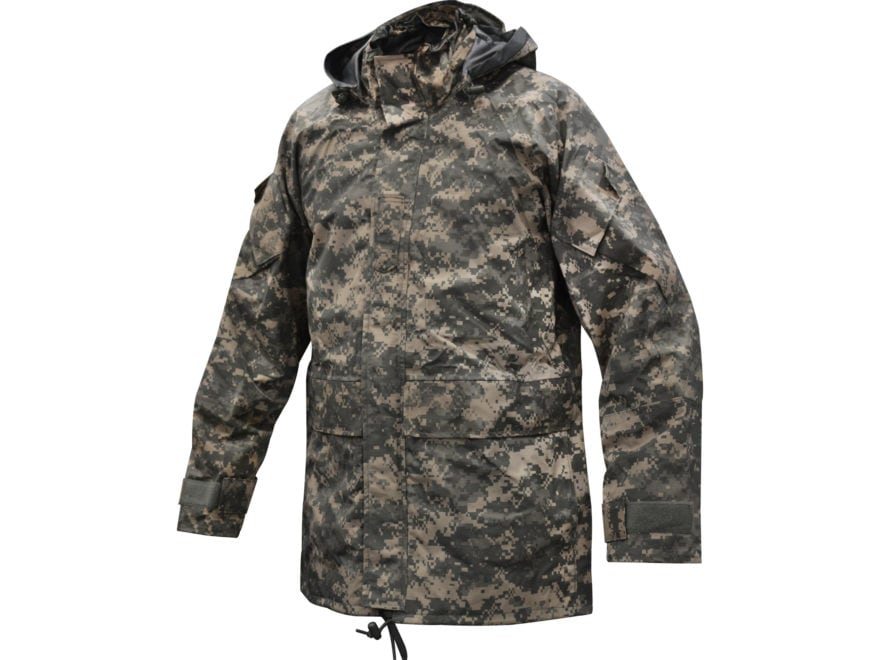 Heavy Equipment, Parts & Attachments Business & Industrial Gore Tex Military Coat 100% Waterproof And Breathable Grade1 Size S Reduced 100% Guarantee