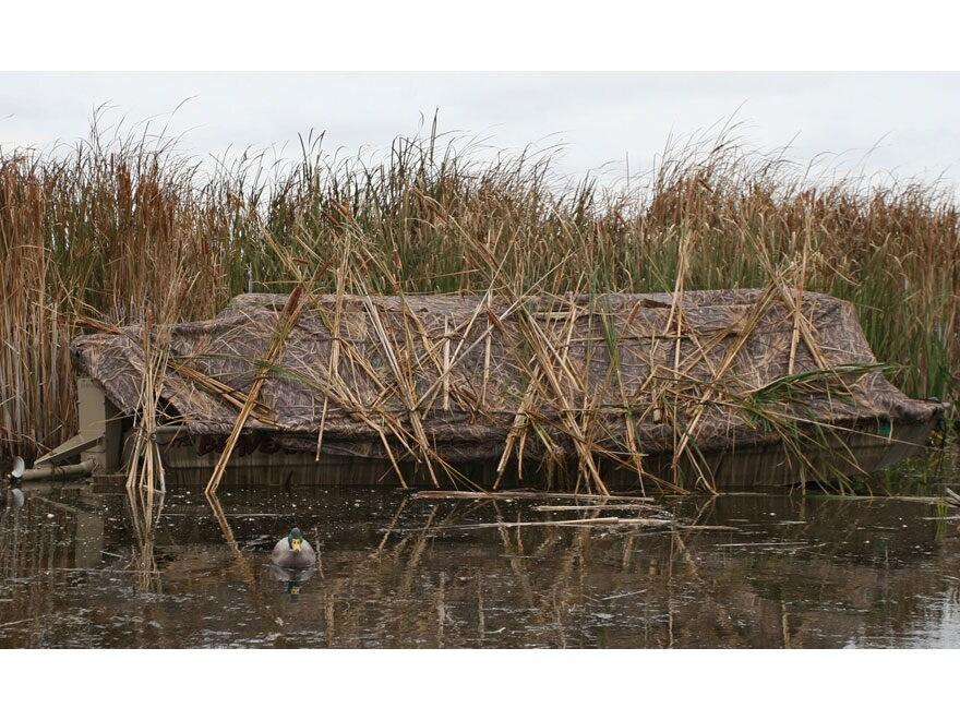 Beavertail 1600 Boat Blind Nylon