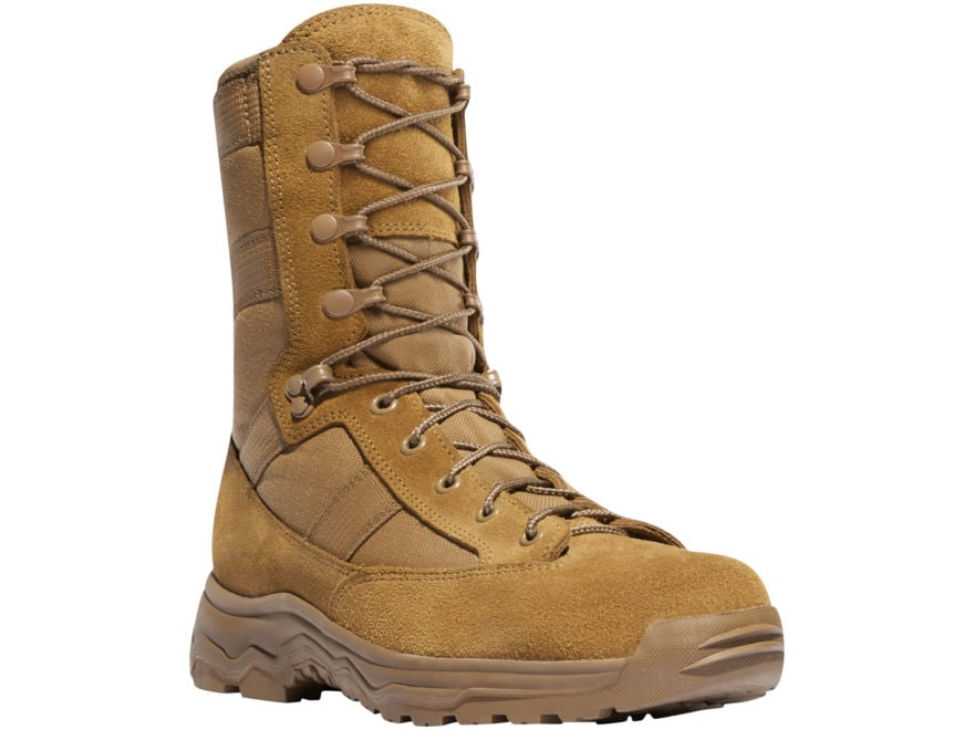 "Danner Reckoning 8"" Tactical Boots Leather/Nylon Men's"