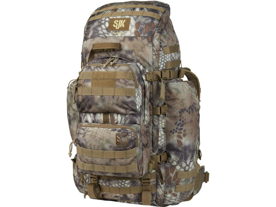 Slumberjack Bounty 2.0 Backpack Kryptek Highlander Camo