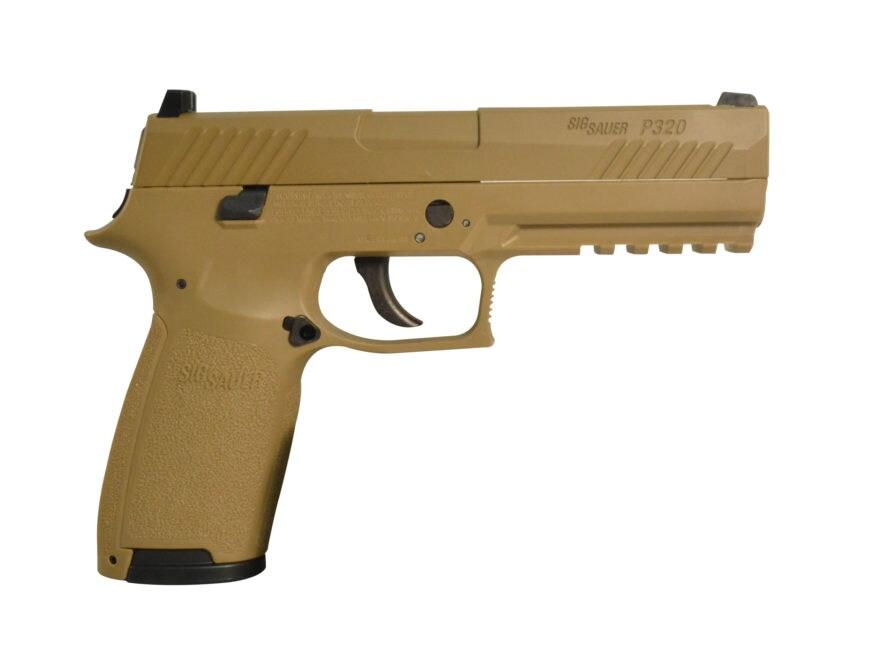Sig Sauer P320 Air Pistol 177 Caliber Pellet
