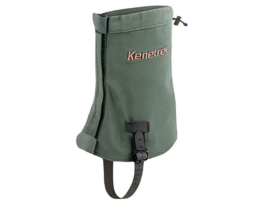 Kenetrek Hiking Gaiters Nylon Green One Size Fits All
