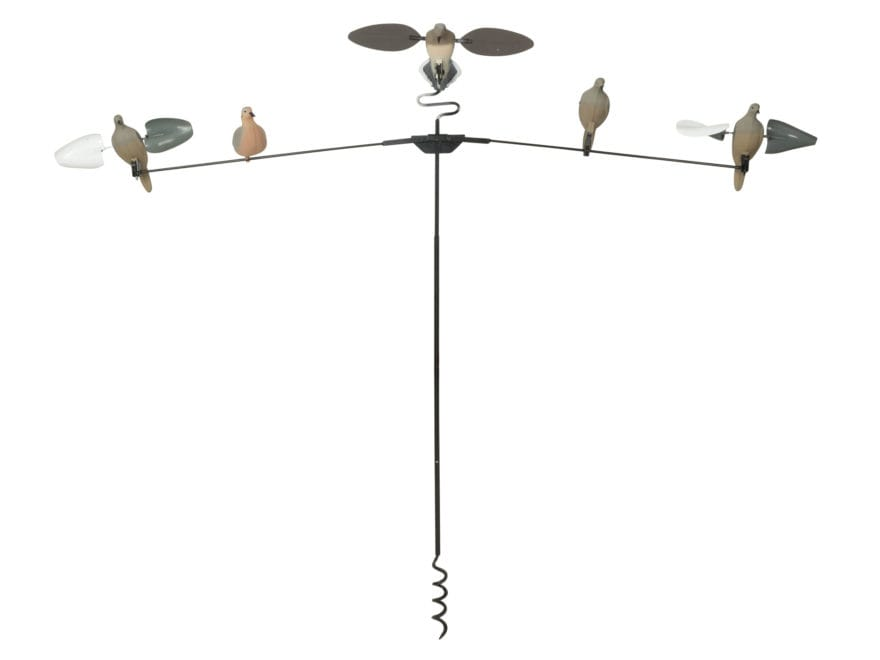 Avery 8' Dove Pole Steel Black
