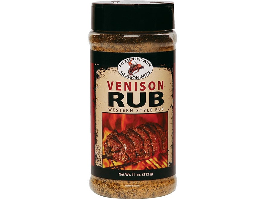 Hi Mountain Rub Seasoning