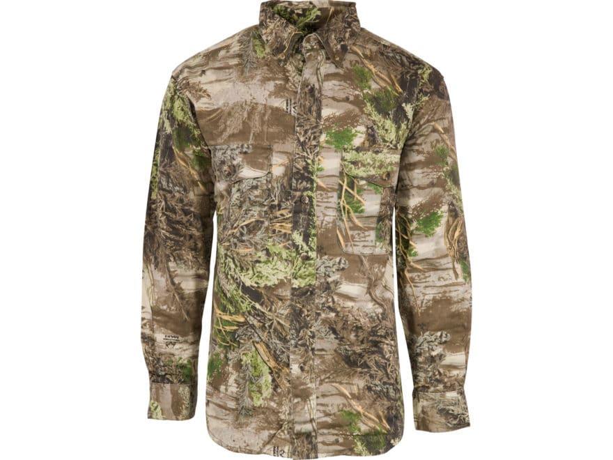 MidwayUSA Men's All Purpose Long Sleeve Field Shirt