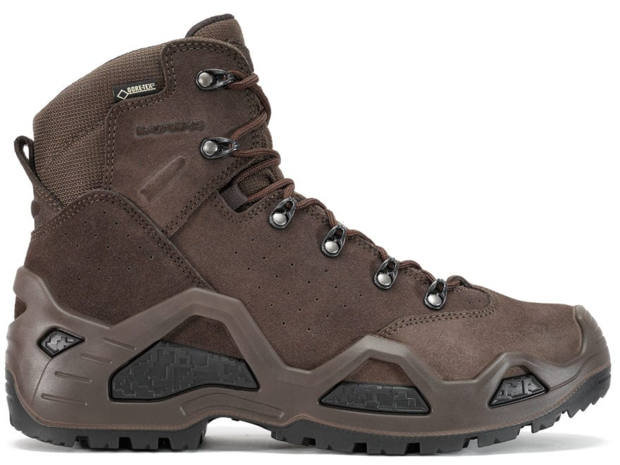 "Lowa Z-6S GTX 6"" Waterproof GORE-TEX Hunting Boots Leather/Cordura Men's"