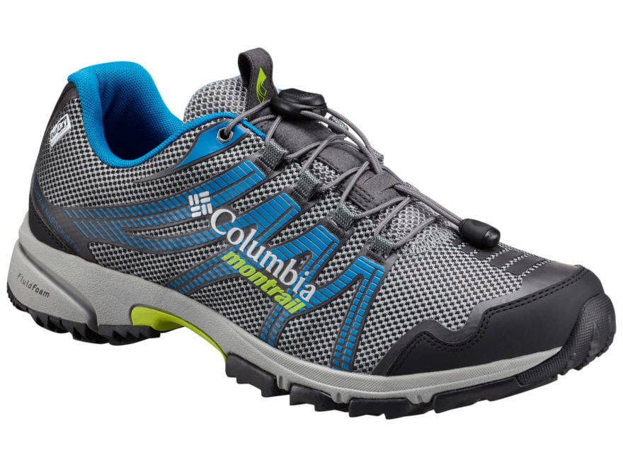 "Columbia Mountain Masochist IV Outdry 4"" Hiking Shoes Leather/Nylon Men's"