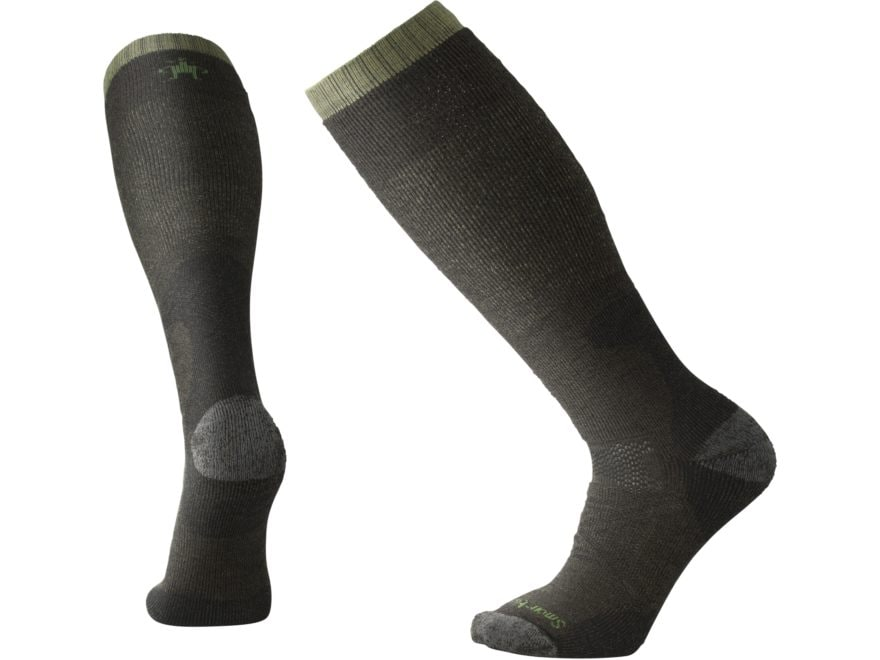 Smartwool Men's PhD Pro Over-the-Calf Wader Socks Merino Wool/Nylon