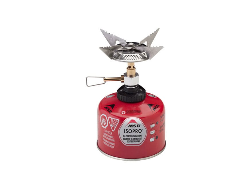 MSR SuperFly Camp Stove with AutoStart