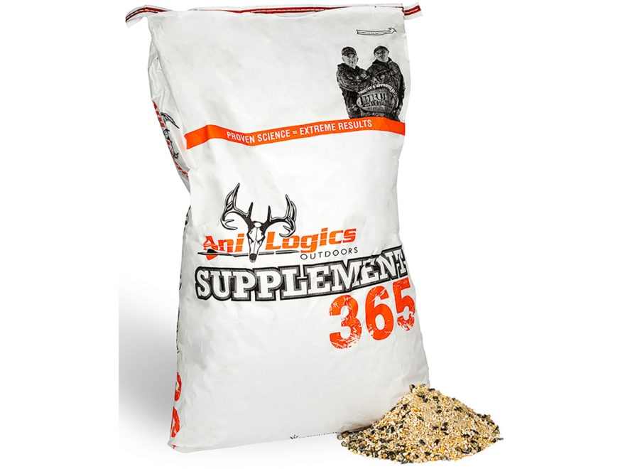 Anilogics Supplement 365 Deer Supplement in 50 lb bags