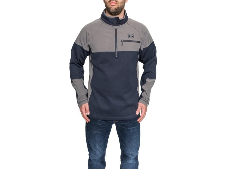 Banded Men's Southern Pines 1/4 Zip Pullover Polyester