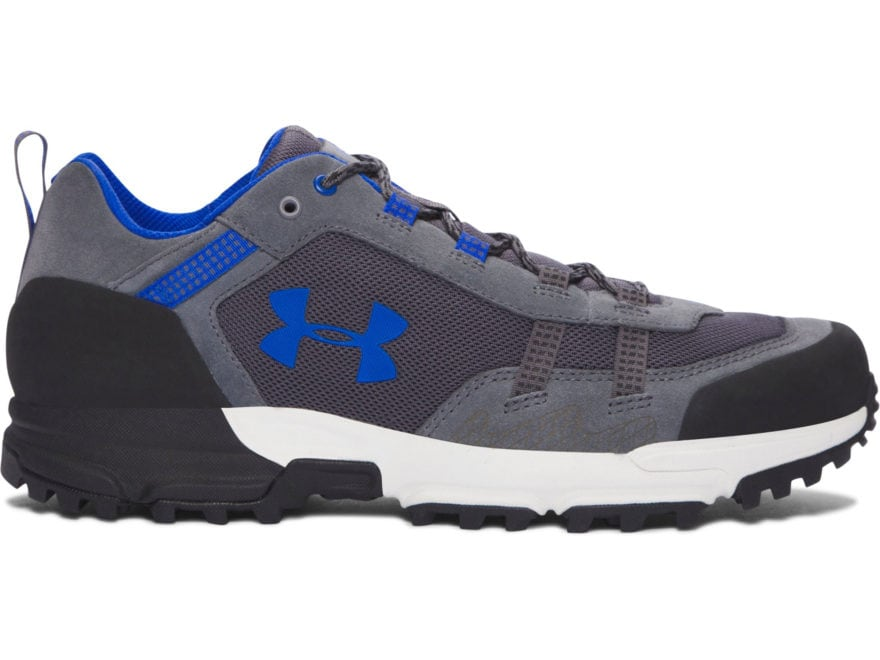 "Under Armour UA Defiance Low 4"" Hiking Shoes Synthetic Men's"