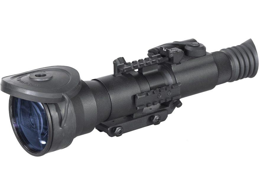 Armasight Nemesis Gen 2+ Quick Silver White Phosphor Night Vision Rifle Scope 6x Picati...