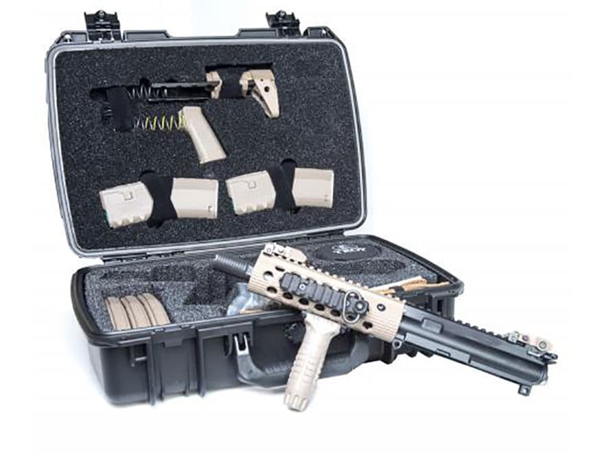 "Troy Industries M7A1 PDW Deployment Package AR-15 A3 Upper Receiver Assembly 7.5"" 5.56x..."