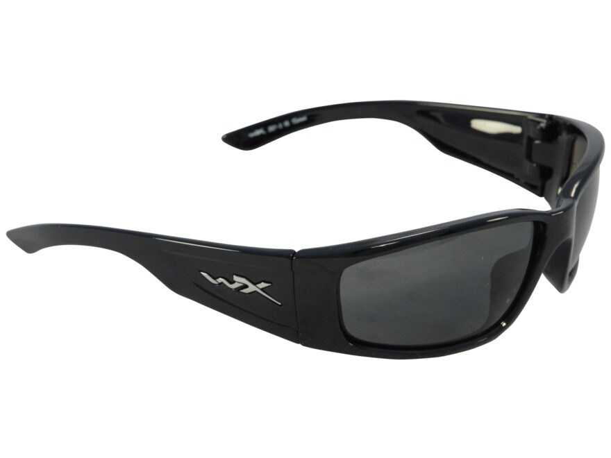 6a2fe89068 Wiley X Zak Polarized Sunglasses Smoke Gray Lens. Alternate Image