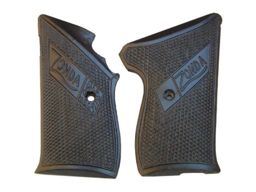 Vintage Gun Grips Zonda 22 Rimfire Polymer Black