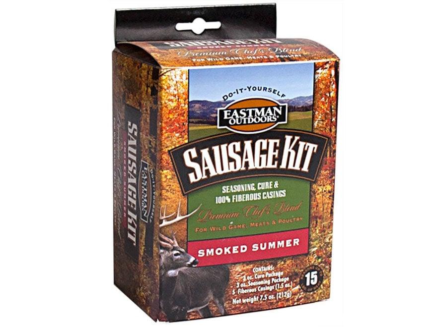 Eastman Outdoors Sausage Seasoning 15 lb Kit