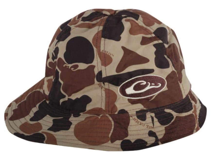 Drake Jones Hat Old School Camo Large - MPN  OS114316 bf5c768c9a0