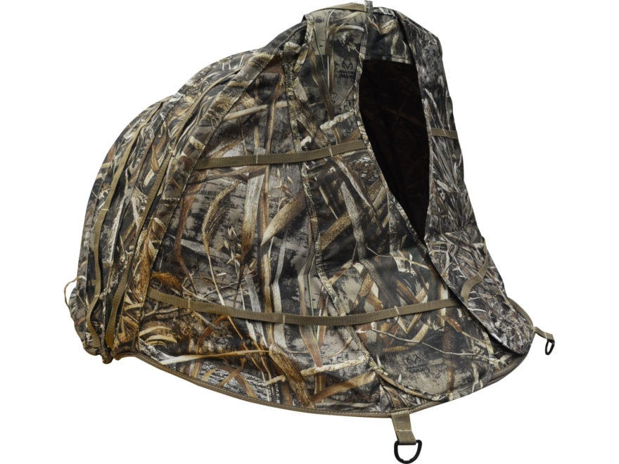 Final Approach Mutt Hut Ii Dog Blind Realtree Max 5 Mpn
