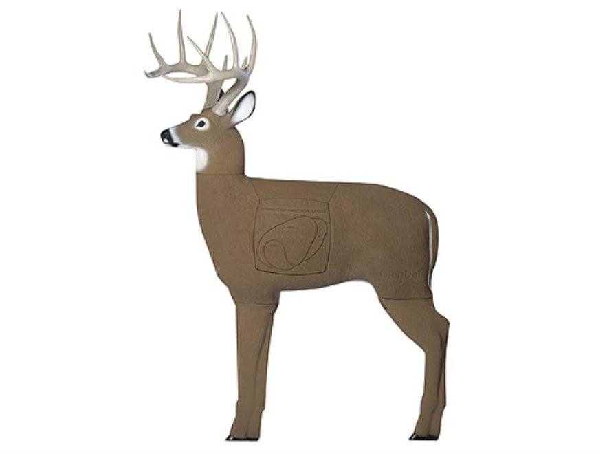 GlenDel Buck with Vital Insert 3D Foam Archery Target
