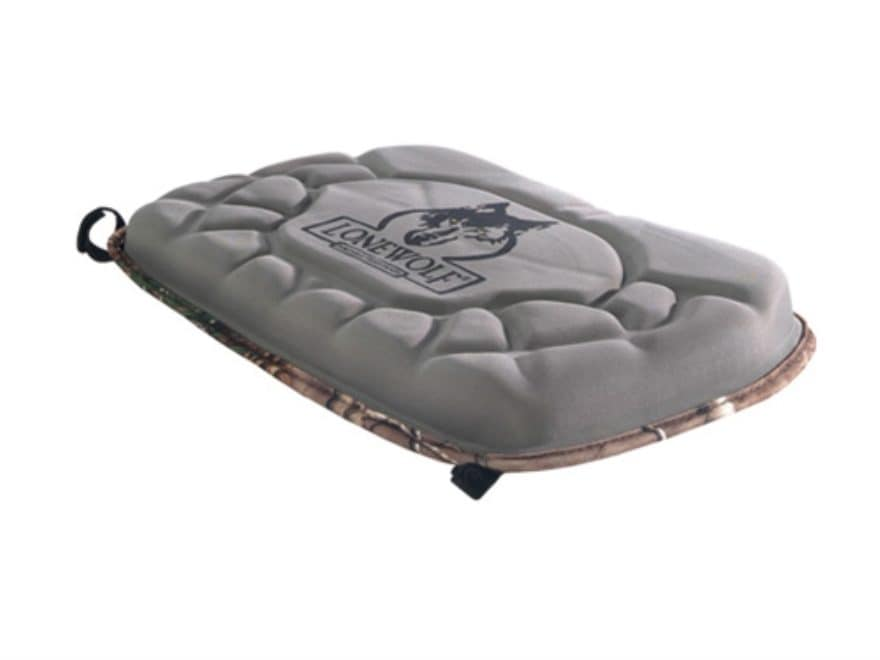 Lone Wolf Alpha Hand Climber Replacement Contoured Seat Pad Foam Realtree AP Camo